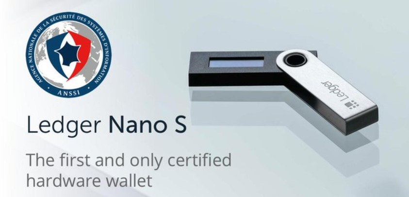 Certification Ledger Nano S