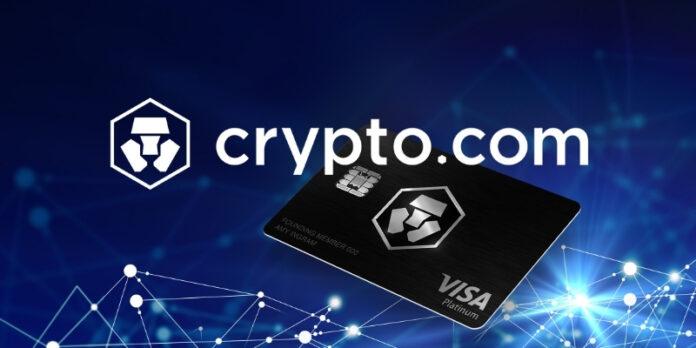 Tuto Crypto.com