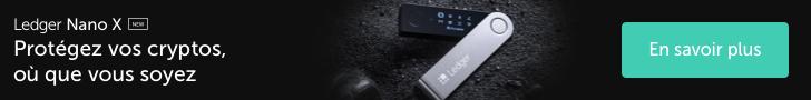Ledger Nano X - Protégez vos cryptos, où que vous soyez